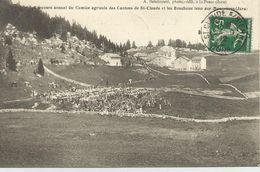 Concours Annuel Du Comice Agricole Des Cantons De St-Claude Et Les Bouchoux Tenu Aux Moussières (Jura) - France