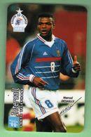 TELECARTE PREPAYEE *** INTERCALL N°432 *** FFF *** Foot Coupe Du Monde 98 *** Tirage ? Ex *** (A220-P1) - France