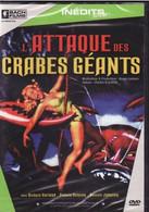 DVD L ATTAQUE DES CRABES GEANTS  Etat: TTB Port 110 Gr Ou 30gr - Sci-Fi, Fantasy