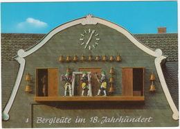 Goslar / Harz - Das Glockenspiel Am Marktplatz - (D.) - Goslar