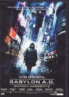 DVD Babylon Ad Vin Diesel Etat: TTB Port 110 Gr Ou 30gr - Sci-Fi, Fantasy
