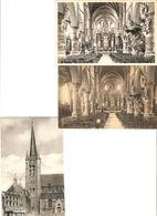 Geel : St. Amandskerk  ---- 3kaarten - Geel