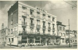 Knokke; Hotel Prince Baudouin, Café Restaurant - Niet Gelopen. (eigen Uitgave) - Knokke