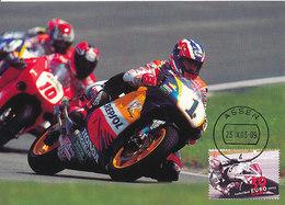 D32445 CARTE MAXIMUM CARD FD 2003 NETHERLANDS - MOTOR CYCLING ASSEN - CP ORIGINAL - Motorbikes