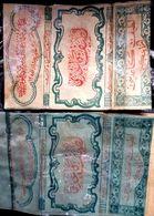 Turkey,Ottoman,PAPER OF CIGARETTES,Two Different Forms #1914 Latif,VF.. - Cigarette Holders