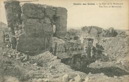 02 CHAVIGNON / Le Fort De Malmaison / - Andere Gemeenten