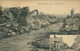 02 CHAVIGNON / La Rue Cevin / - Otros Municipios