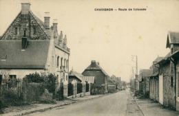 02 CHAVIGNON / Route De Soissons / - Otros Municipios