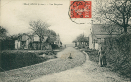 02 CHAVIGNON / Les Bruyères / - Otros Municipios