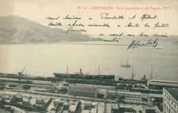 ES CARTAGENA / Vista Panoramica Del Puerto N°1 / - Murcia