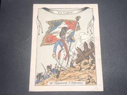 VIEUX PAPIERS - Menu Du 94 ème Régiment D 'Infanterie - L 12206 - Menu