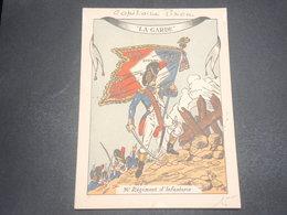 VIEUX PAPIERS - Menu Du 94 ème Régiment D 'Infanterie - L 12207 - Menu