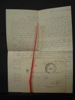 Mil. Let. 8. Lettre De Franz Cornet à Un Poilu, Signal La Mort D'Emile Gouene Sous Lieutenant Au 74èm Infanterie.... - Oorlog 1914-18