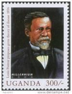Louis Pasteur, Rabies Vaccine, Asymmetry Of Crystals, Chemistry, Microbiology, Health, Disease, MNH Uganda - Louis Pasteur