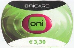 PORTUGAL A-846 Prepaid OniCard - Used - Portugal