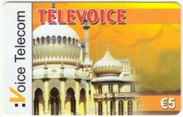 PORTUGAL A-873 Prepaid VoiceTelecom - Used - Portugal