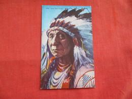 Chief Red Cloud-ref 2808 - Indiani Dell'America Del Nord