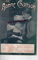 BRETAGNE- LA BONNE CHANSON-THEODORE BOTREL- REVUE LITTERAIRE MUSICALE-AURAY-BERRY ROLLINAT-TONNELIER-SAINT YVES  -N ° 23 - Bretagne