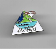 PINS VILLE   AIX AILES  PARACHUTE  73 SAVOIE   / 33NAT - Cities