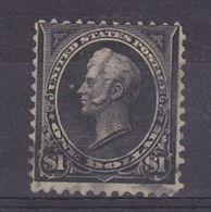 USA 1895 1$ Used (37321) - 1847-99 Algemene Uitgaves