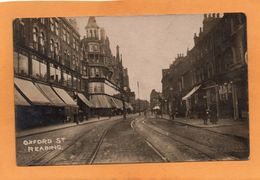 Reading UK 1910 Postcard - Reading