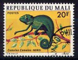 MALI - 252° - CAMELEON - Mali (1959-...)