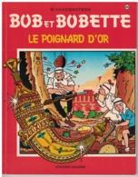 BOB ET BOBETTE       LE POIGNARD D'OR    N° 90 - Bob Et Bobette