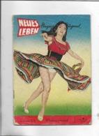 Alte DDR Jugendzeitschrift/neues Leben Nr.9 1956! - Kids & Teenagers