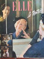 ELLE N°201 (3 Oct 1949) Faites Votre Rentrée En Jersey - Fashion