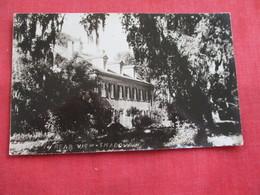 RPPC TO ID  Rear View Shadow   Ref 2809 - Postcards