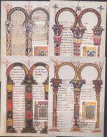 Liechtenstein 1996 Die Evangelisten 4v 4 Maxicards (37331) - Maximum Cards