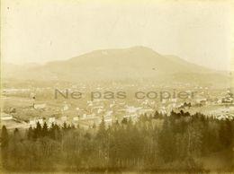 SAINT DIE Vue Générale 1896 VOSGES - Places