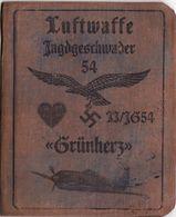 DOCUMENT III Reich. Nazi WW2 Germany. - Documents