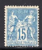 FRANCE - TYPE SAGE -  N° 101 * - 1876-1898 Sage (Type II)