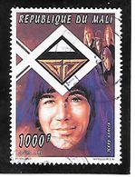 TIMBRE OBLITERE DU MALI DE 1995 N° MICHEL 1463 - Mali (1959-...)