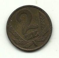 1976 - Polonia 2 Zlote, - Polonia