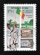 TIMBRE OBLITERE DU MALI DE 2001 N° MICHEL 2577 - Mali (1959-...)