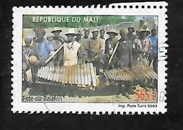 TIMBRE OBLITERE DU MALI DE 2003 N° MICHEL 2612 - Mali (1959-...)