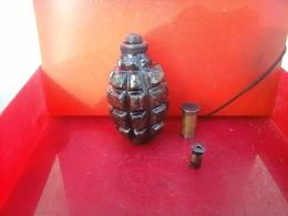 Ww1 Grenade F1 Française De 14/18  Dites A Percution - 1914-18