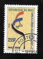 TIMBRE OBLITERE DU MALI DE 2005 N° MICHEL 2620 - Mali (1959-...)