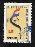 TIMBRE OBLITERE DU MALI DE 2005 N° MICHEL 2619 - Mali (1959-...)