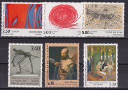 D801/ LOT ANNEE 1993 NEUF** COTE 13€ - France
