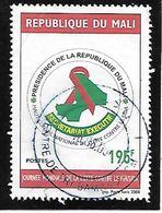 TIMBRE OBLITERE DU MALI DE 2008 N° MICHEL 2623 - Mali (1959-...)