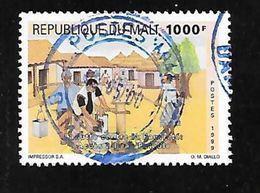 TIMBRE OBLITERE DU MALI DE 1999 N° MICHEL 2222 - Mali (1959-...)
