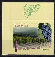Italia 2012 Vini DOCG Aglianico Del Vulture Superiore Con Appendice - Vini E Alcolici