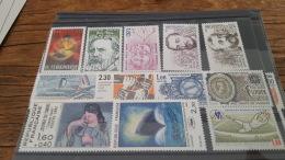 LOT 382696 TIMBRE DE FRANCE NEUF** LUXE FACIALE 3,3 EUROS - Sammlungen