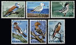 CYPRUS 1969 - Set Used - Cipro (Repubblica)
