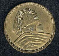 Ägypten, 10 Milliemes 1956 - AH 1375, Sphinx, UNC! - Egypt