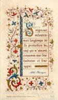 IMAGE PIEUSE  Desgodets Et Berard 1892 (LOT 33) - Images Religieuses