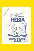 BUVARD  : Les Produits BEBIA Creme Poudre Savon - Perfume & Beauty